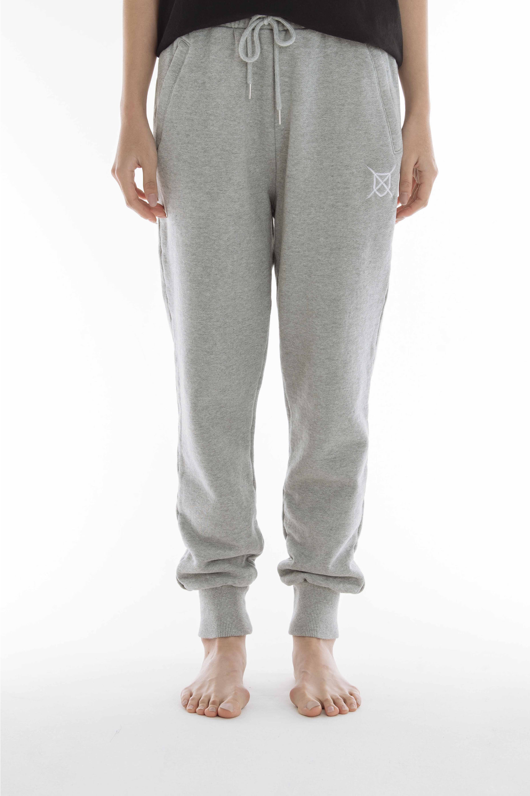 LOGO Joger Pants(Grey)